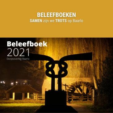 Cover project Beleefboeken