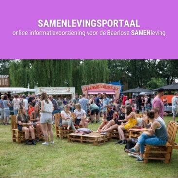 Cover project Samenlevingsplatform