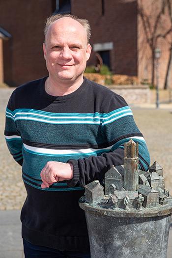 Portretfoto Erik Janssen