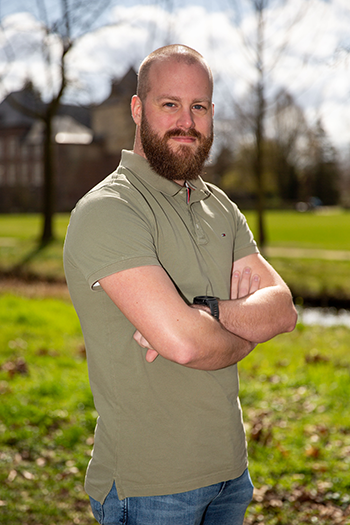 Portretfoto Sander Nijssen