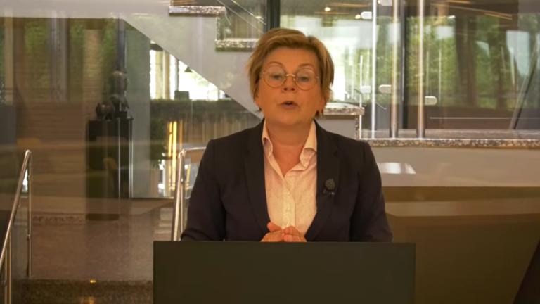 Toespraak Burgemeester Delissen hoogwater