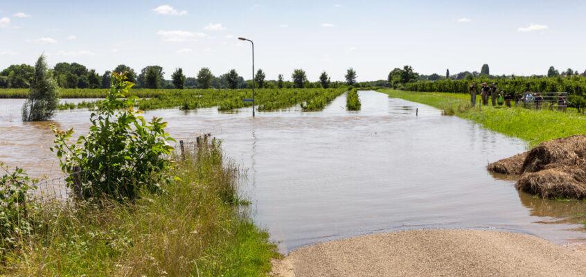 Dijk bij Sterrenbosch wordt verzwaard
