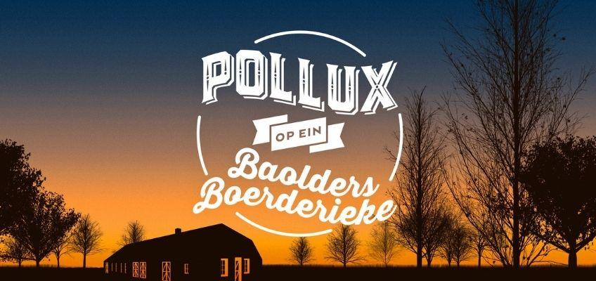 NIeuwsheader concert Pollux