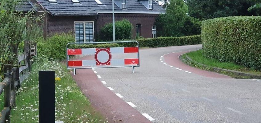 Nieuwsheader afgesloten wegen Baarlo