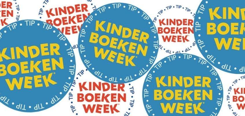 Voorlezen tijdens kinderboekenweek